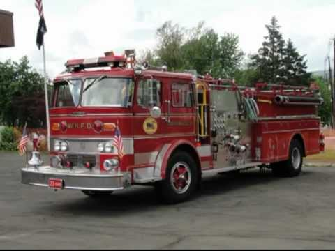 West Haverstraw,ny Fire Department *23 Quad 50th ...