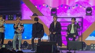 Gambar cover 박지훈 Park Jihoon 2019 Asia Fan Meeting in Seoul [First Edition] Fancam Part 2 2019.02.09
