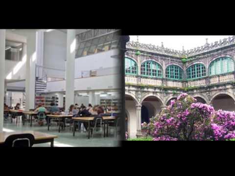 Bibliotecas Universidade Santiago de Compostela