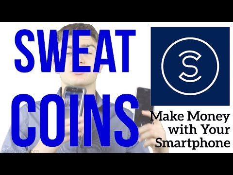 Sweatcoin - Make Money for Sweating! (Passive) - Make Money with Your Smartphone