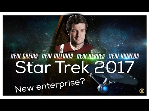 Thumbnail: Star Trek 2017 | A new Enterprise ?!