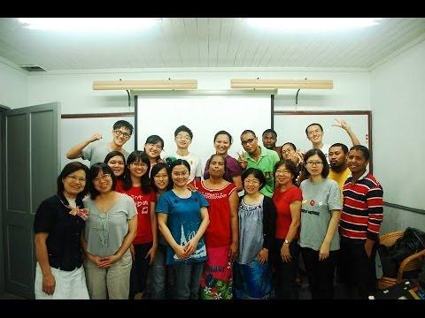 國際學生跨文化分享會:吉里巴斯(Kiribati)
