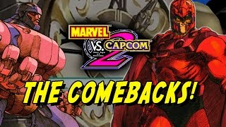 MARVEL VS. CAPCOM 2: MVC LEGACY - Part 6 (Online Matches)
