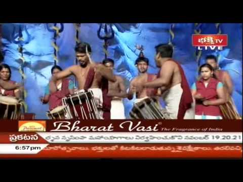 Kerala Pamba Melam Traditional Performance at Koti Deepothsavam