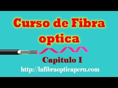 Curso de fibra optica senai
