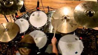 "Foo Fighters ""These Days"" drum cover"