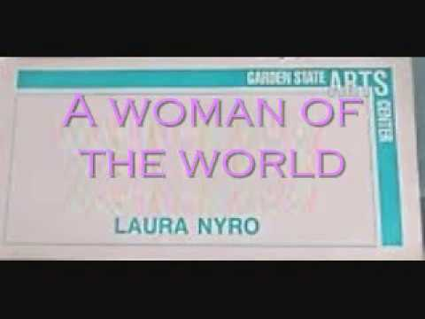 Laura Nyro -  Garden State Arts Center  7-13-91.