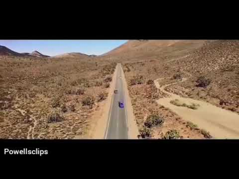 Download The last transporter( car chase) Latest movies 2020