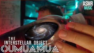 (music version) An Alien Interstellar Object? (Oumuamua) | Space Astronomy Science Soft-spoken ASMR