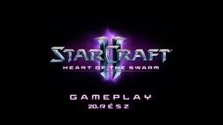 StarCraft II - Heart of the swarm - Végigjátszás - 20. rész