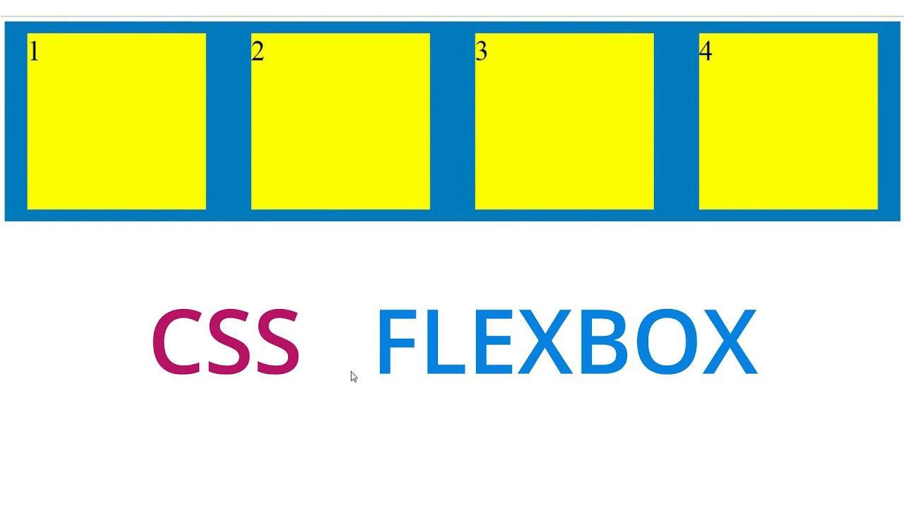 Css div box responsive using flexbox css flexbox tutorial youtube - Css div layout ...