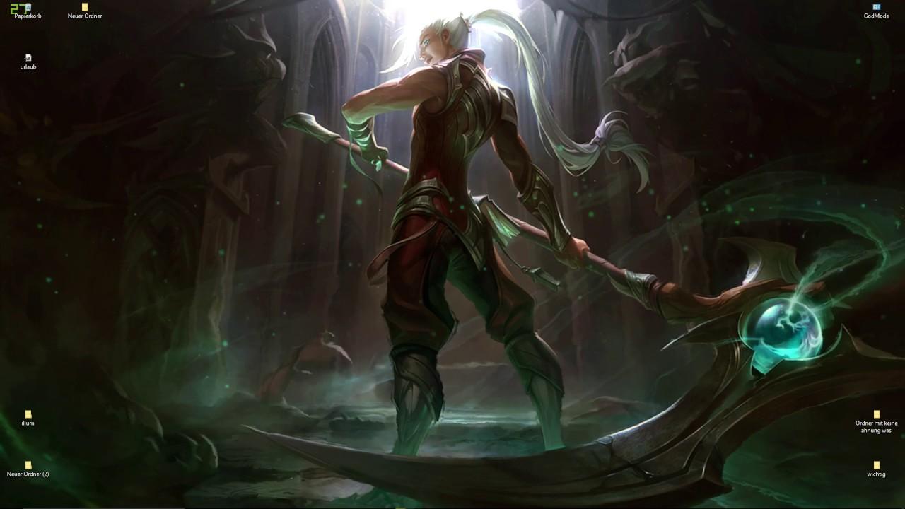 league of legends wallpapers app
