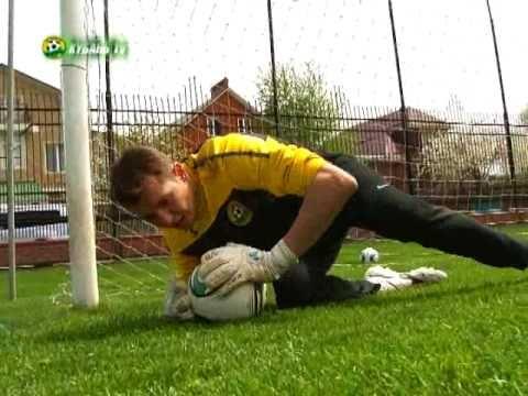 Уроки футбола с ФК 'Кубань'. Урок № 2. Намашко - Ржачные видео приколы
