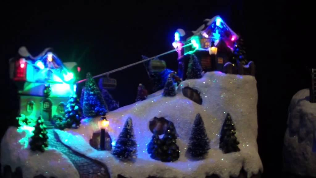 Village Noel Decoration