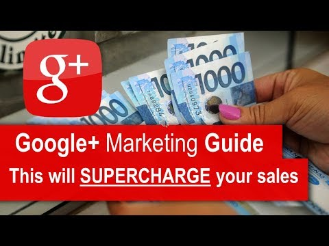 Google Your Business Today Using Google + Marketing Made Easy