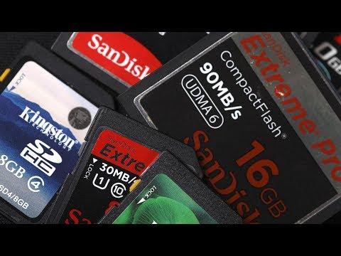 Fake-Speicherkarten: Wenn Die Daten Plötzlich Weg Sind