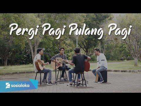Armada - Pergi Pagi Pulang Pagi (Cover By Sebaya Project)