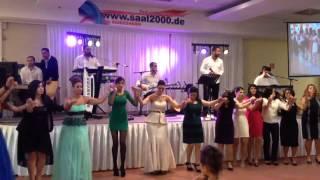 Grup Emek - Sivas Erzincan Düz Halayi 2013 - Yeni (HD)