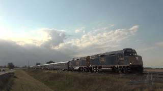 CSX OCS Arrives in North Baltimore, OH