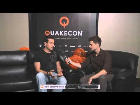 QuakeCon 2013: Interview with Socrates