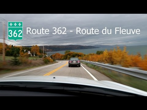 2014-12 | Charlevoix (Québec) : Route 362 Nord - Sainte-Irénée à La Malbaie