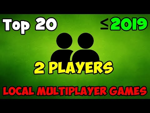 Top 20 Best Local Multiplayer PC Games (My ranking) / Splitscreen Games / Same PC / LOCAL CO OP