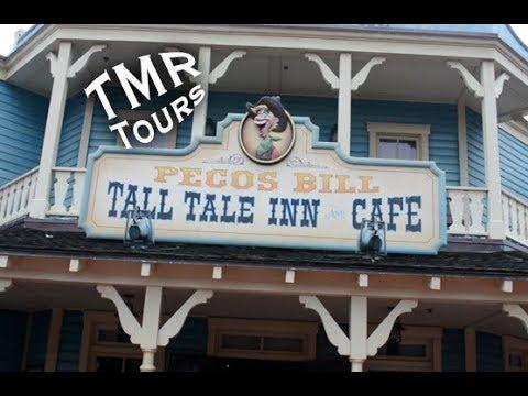 Pecos Bill Disney World // Magic Kingdom // TMR Tours