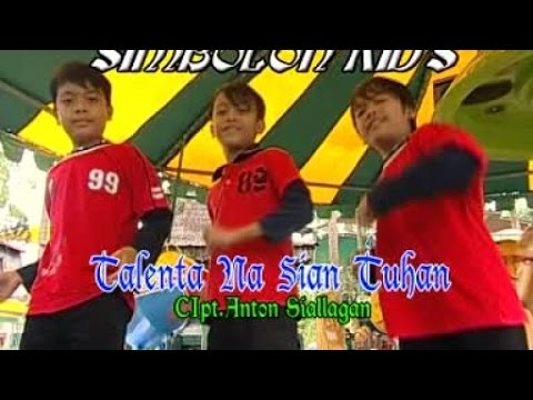 Simbolon Kids - Talenta Na Sian Tuhan (Official Lyric Video) Mp3