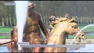 Versailles : bilan touristique contrasté en 2016