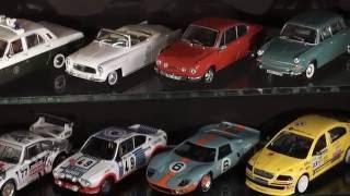 Podvozky k modelům aut 1:43