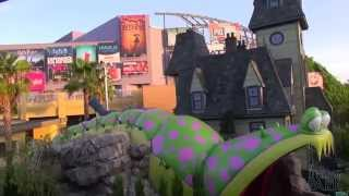 Universal Orlando CityWalk 2014 Tour - Universal Studios Florida
