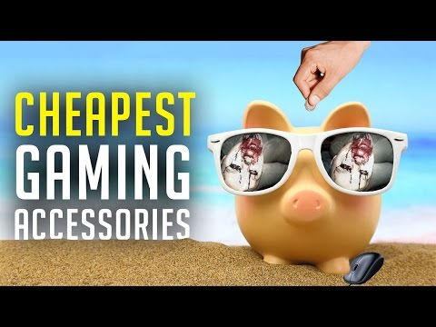 10 CHEAPEST Gaming Accessories That Aren't SH*T