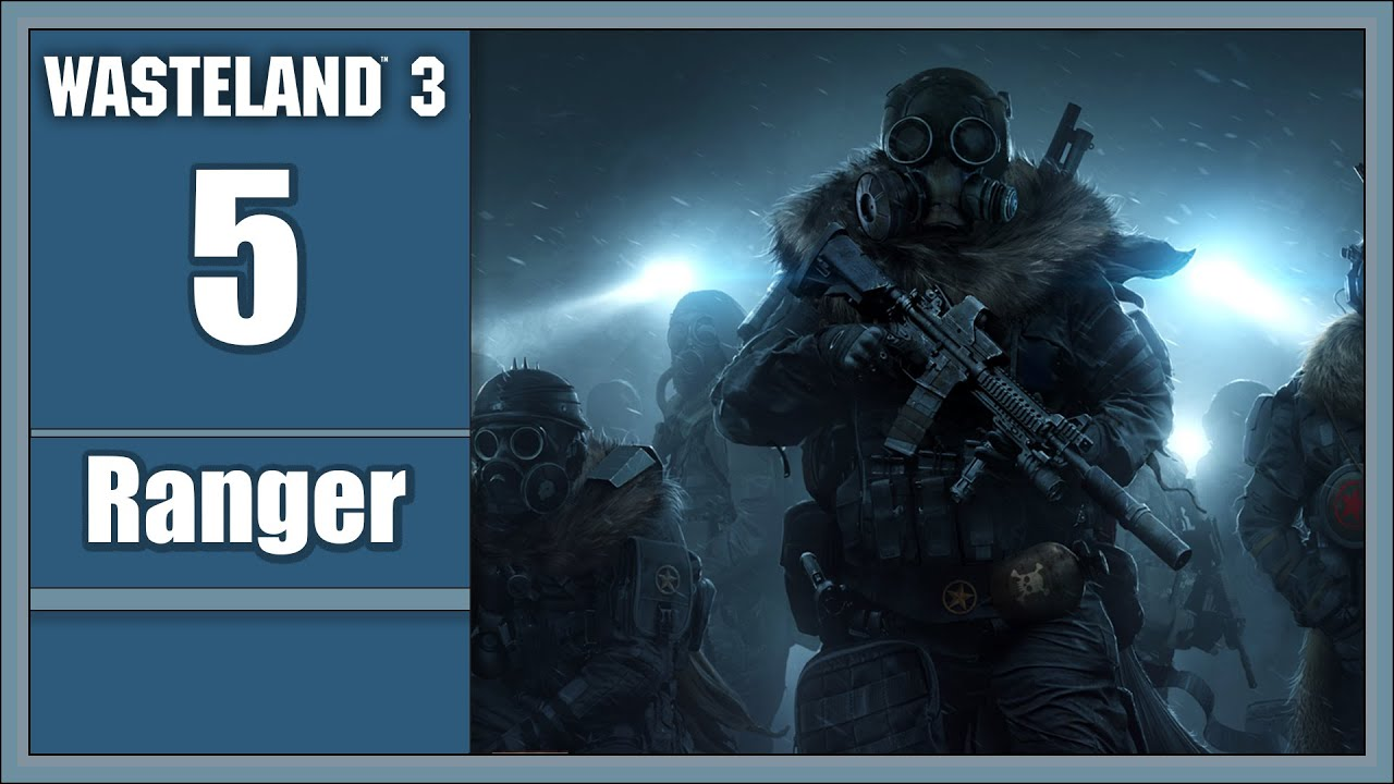 Garden Of The Gods Let S Play Wasteland 3 5 Ranger Blind Pc Youtube