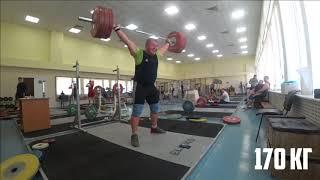 Арямнов один из тренировочных дней в спортивном комплексе Стайки!