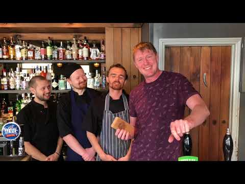 Best Pub Food 2018 | The Urchin | Brighton Restaurant Awards