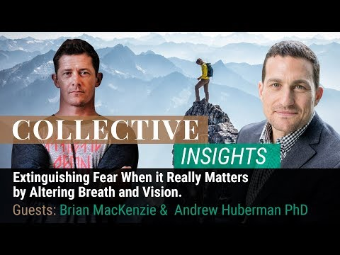 Extinguishing Fear When it Really Matters by Altering Breath and Vision