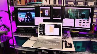 StarTech  Universal USB 3.0 Laptop Docking Station-Dual Video HDMI DVI w/ Audio Ethernet