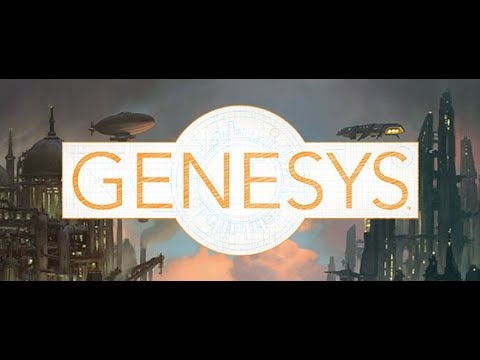Genesys RPG Actual Play - Destiny One-Shot - Live from the Sword Coast