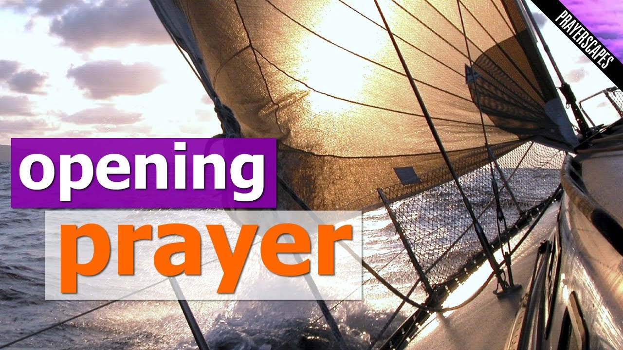 Opening Prayer for Meeting or Service