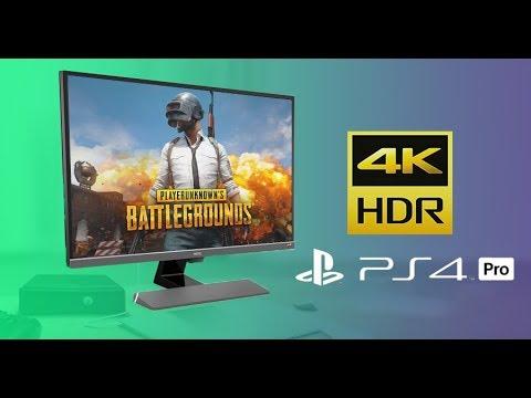 Màn hình gaming 4K HDR giá NGON nhất cho PS4 Pro!!! – BenQ EW3270U