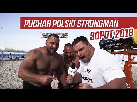 Puchar Polski Strongman Sopot 2018