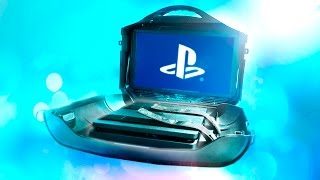 Repeat youtube video Building the Portable PS4