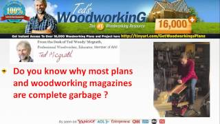 Woodworking Workbench Plans & Clock Plans Woodworking