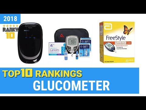 Best Glucometer Top 10 Rankings, Review 2018 & Buying Guide