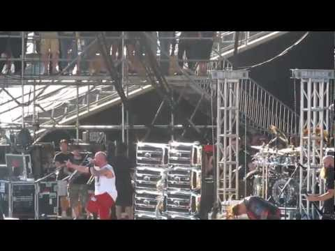 Rock On The Range 2012 Five Finger Death Punch