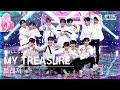 안방1열 직캠4K 트레저 'MY TREASURE' 풀캠 TREASURE Full Cam│@SBS Inkigayo_2021.01.24.