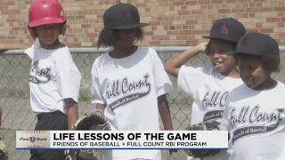 After-school program helps keep baseball alive for kids in Portland during pandemic