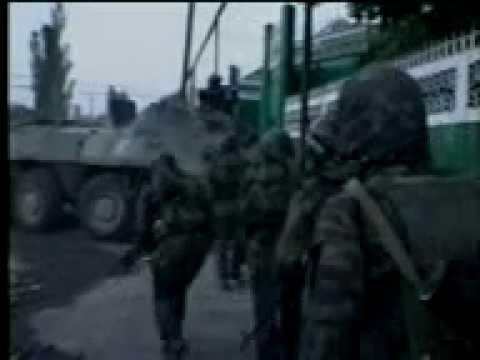 Чечня,первая чеченская компания