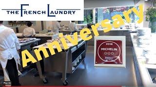 2018 french laundry vegetarian
