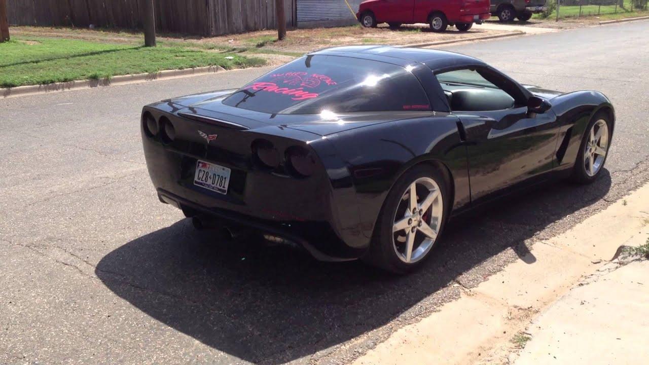 C6 Corvette G5x3 Cam Doovi